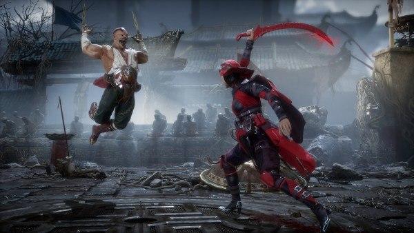 کراس پلی Mortal Kombat 11