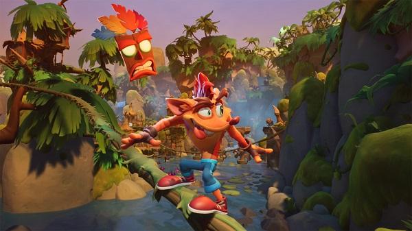 انتشار بازی Crash Bandicoot 4