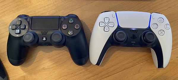 عملکرد کنترلر PS4 در PS5