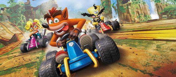 بازی Crash Team Racing رایگان
